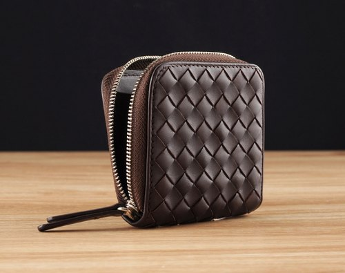 STORYLEATHER made Style 90824 woven purse