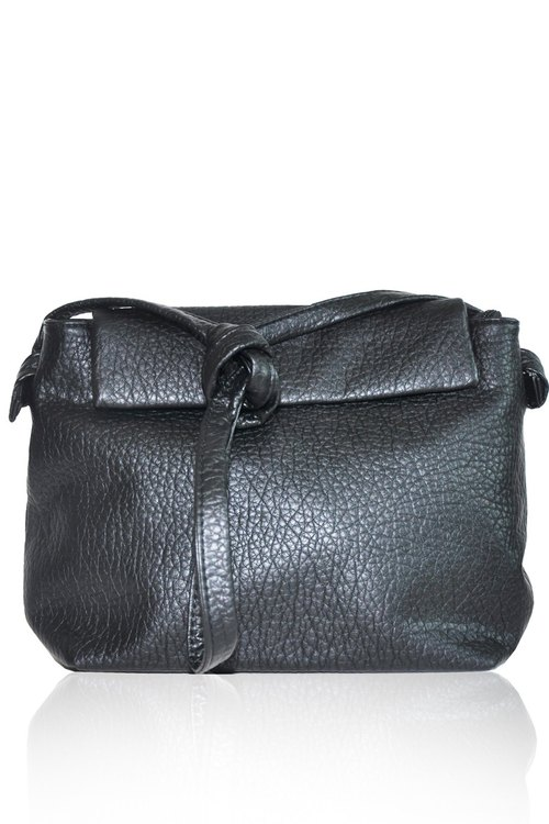 ARIELLE FAUX LEATHER SHOULDER BAG