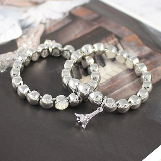 Beleza Crystal Goddess Bracelet (Paris/New York) Swarovski crystal elements