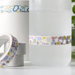 "Japanese lace tape ""five light stone"""