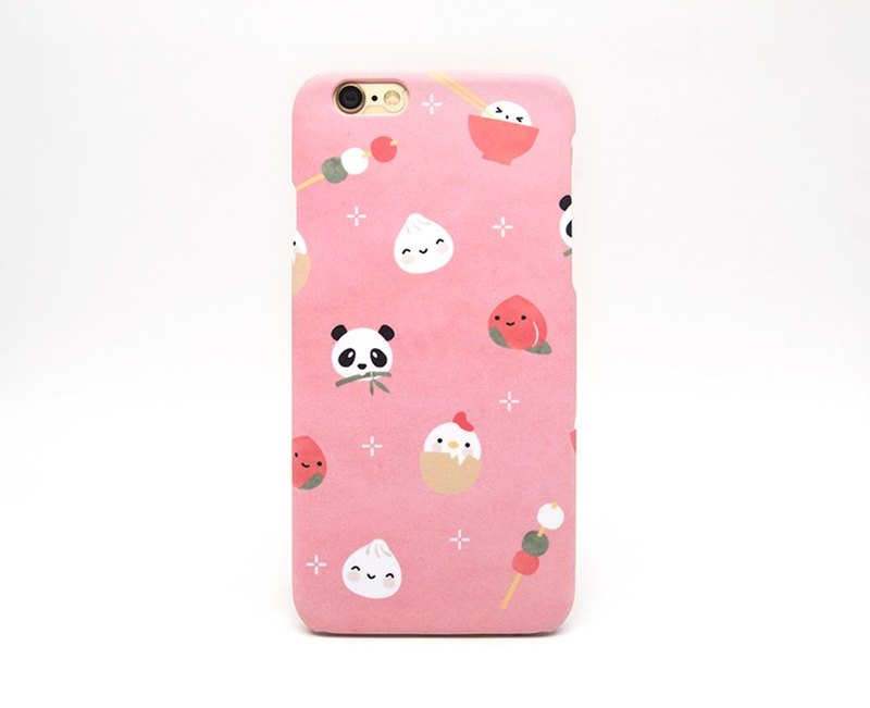 Bao Bao Faces iPhone case