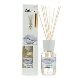 British fragrance Colony series - fresh linen 120ml