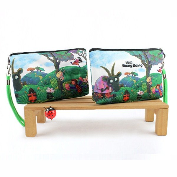 Boing cosmetic bag- Mosquito AO-1607-2F
