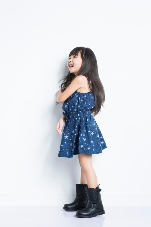 Babydoll Twinkle Dress