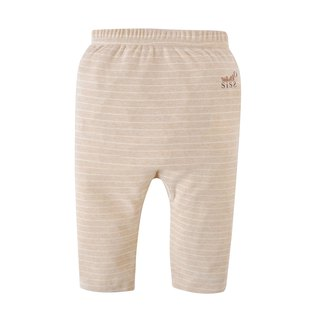 [SISSO organic cotton] light warm baby pants 3M 6M 12M