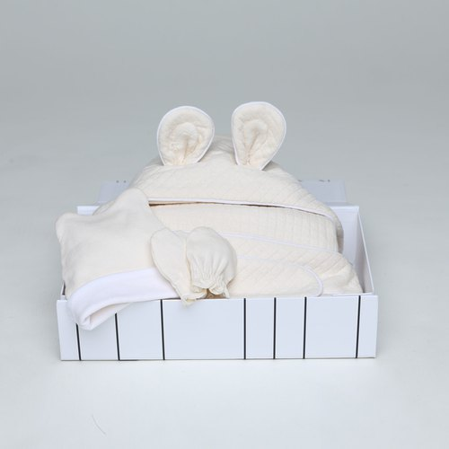 Miyue Gift Box Customized Embroidery Towel Gift Set