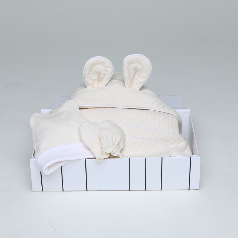 Mi Yue gift box customized embroidery towel gift box set