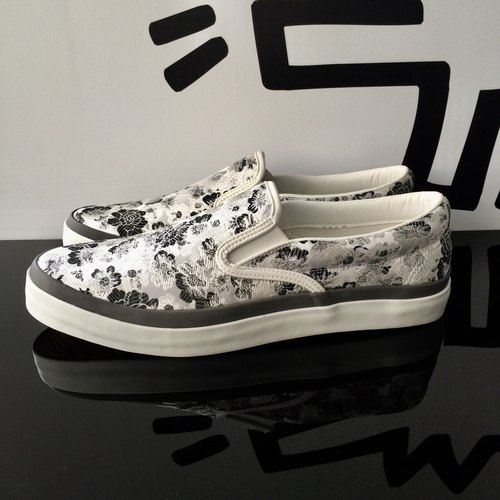 Spring Snow White Flower Casual Shoes