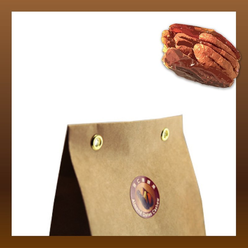Mr.BIG / Testle Walnut Date Pecan Dates / 450g Gift Bag