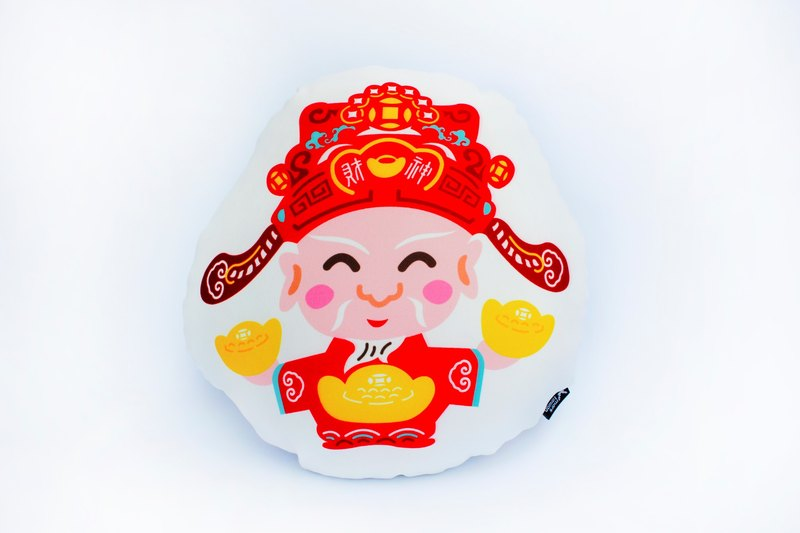 MARK TAIWAN Mai Mai Festival - Fortune God (Pillow)