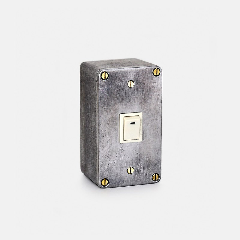 Good Form‧ Good Shape│Loft/Industrial Style‧Navigation Era‧INDUSTRIAL Single Switch