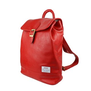 AMINAH-Chen Red Fairy Tale Backpack [am-0223]
