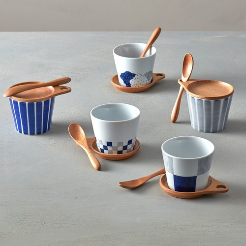 Shizuka Polo Sakiyaki - Snack Cup Sets - With Key (3 Pieces) - 2 Piece Set