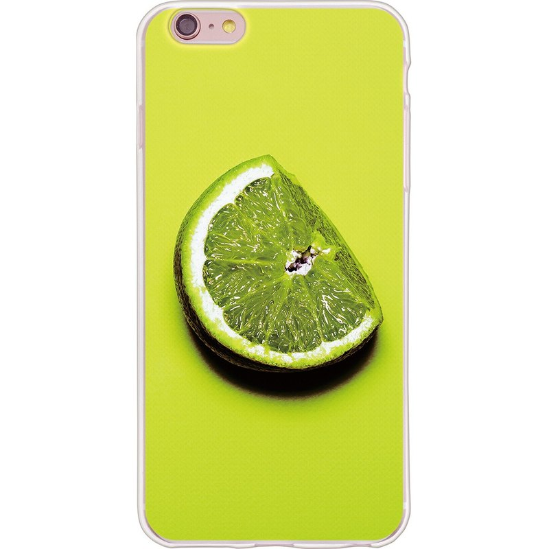 "New Year designers - fashion [Lemon] -TPU phone shell ""iPhone / Samsung / HTC / LG / Sony / millet"" *"