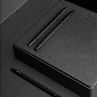 Clearing - Limited Edition - 153 Reissue Minimal Metal Collection Pen - Monarch Black, MNM24929