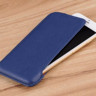 STORYLEATHER made (SAMSUNG series) Style G2 shell side opened custom leather case