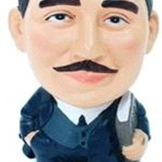 Politician Q version doll - the father
