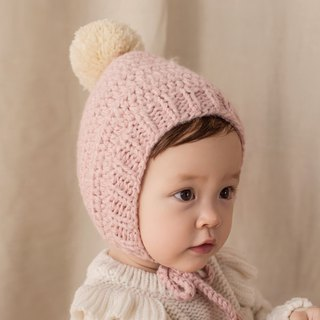 Happy Prince Korean Nubo Helen Knitted Baby Hat
