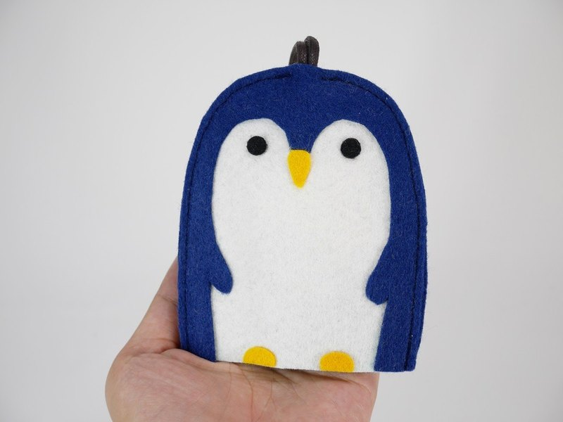 Cute Animal Key Pack - Penguin