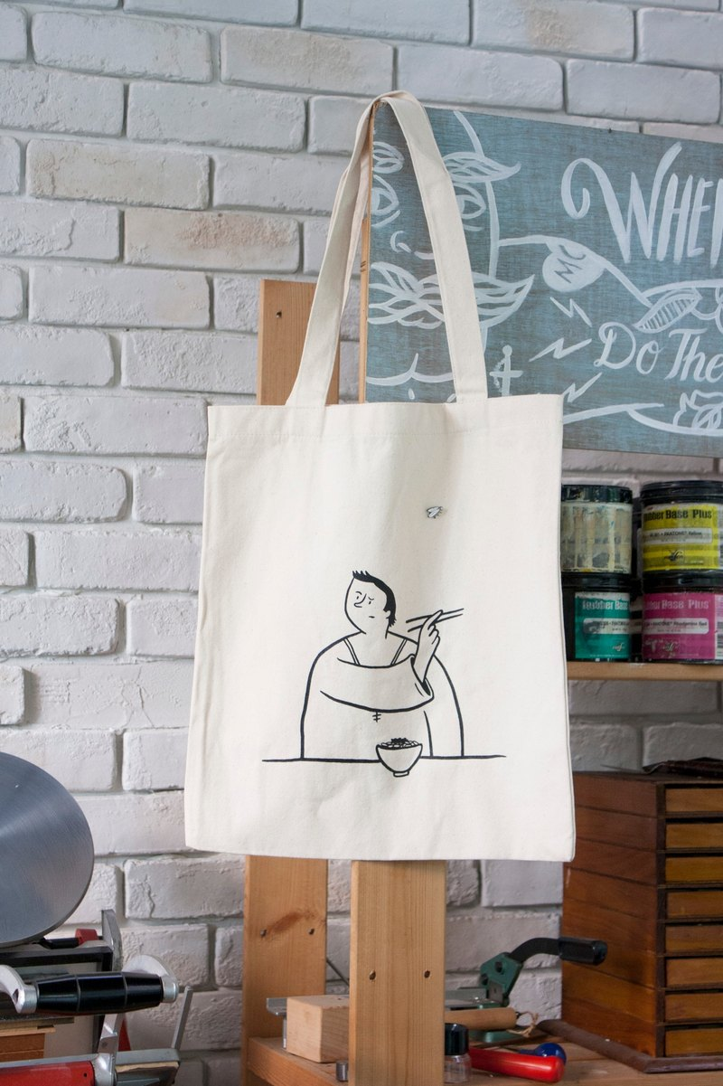 Pesky Fly Tote Bag