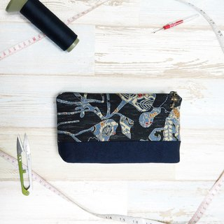 Goodnight Daydream- cosmetic zipper  pencil bag