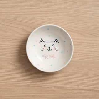 [customized small bowl] pet bowl cat and dog (shipped on October 12)