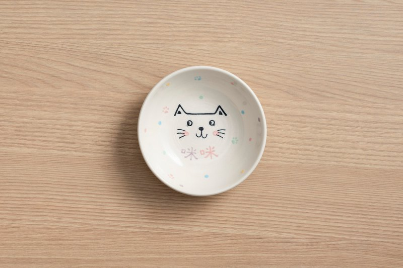 [Customized small bowl] pet bowl cat and dog (shipped on March 12)