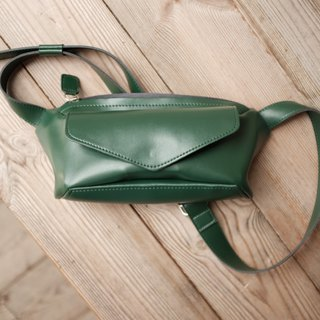 Sunglasses chest bag - Green
