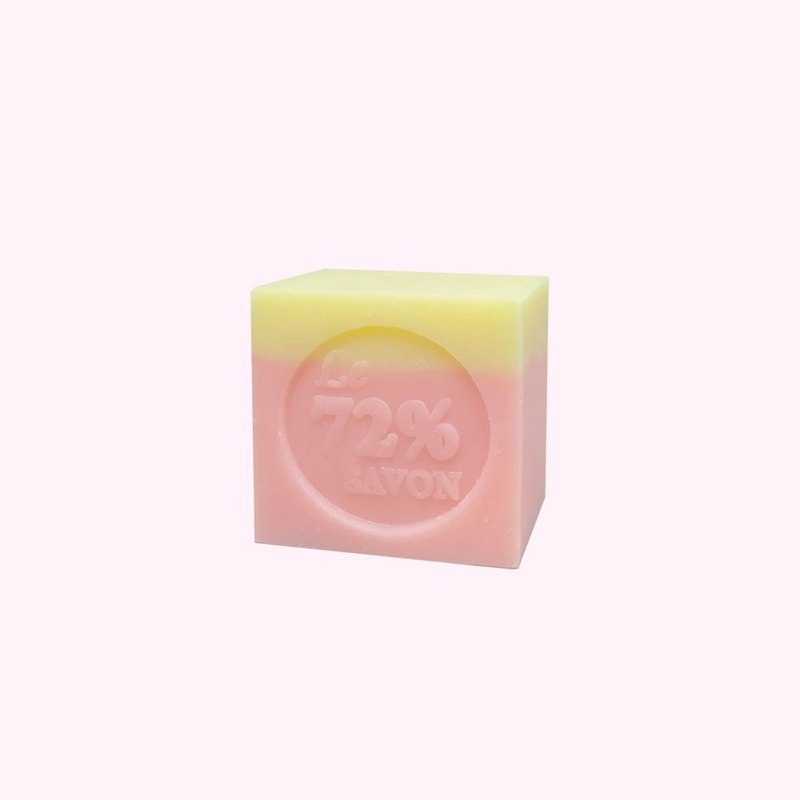 Huadu Spring Revival (Pink Cherry) 72% Marseille Soap
