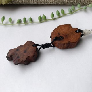 Close to Xiao Nan Wood Necklace
