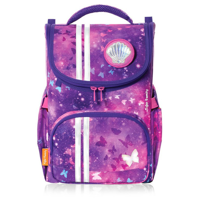 Tiger Family Duke Ultra Lightweight Ridge Bag - Psychedelic Star Powder