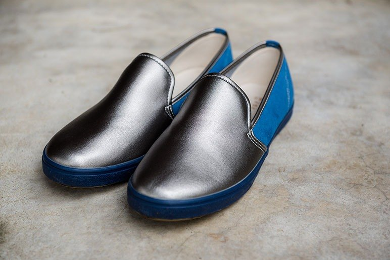 """Baby Day"" comfort titanium oom --MEN paragraph MIT paternity shoes men's casual shoes"