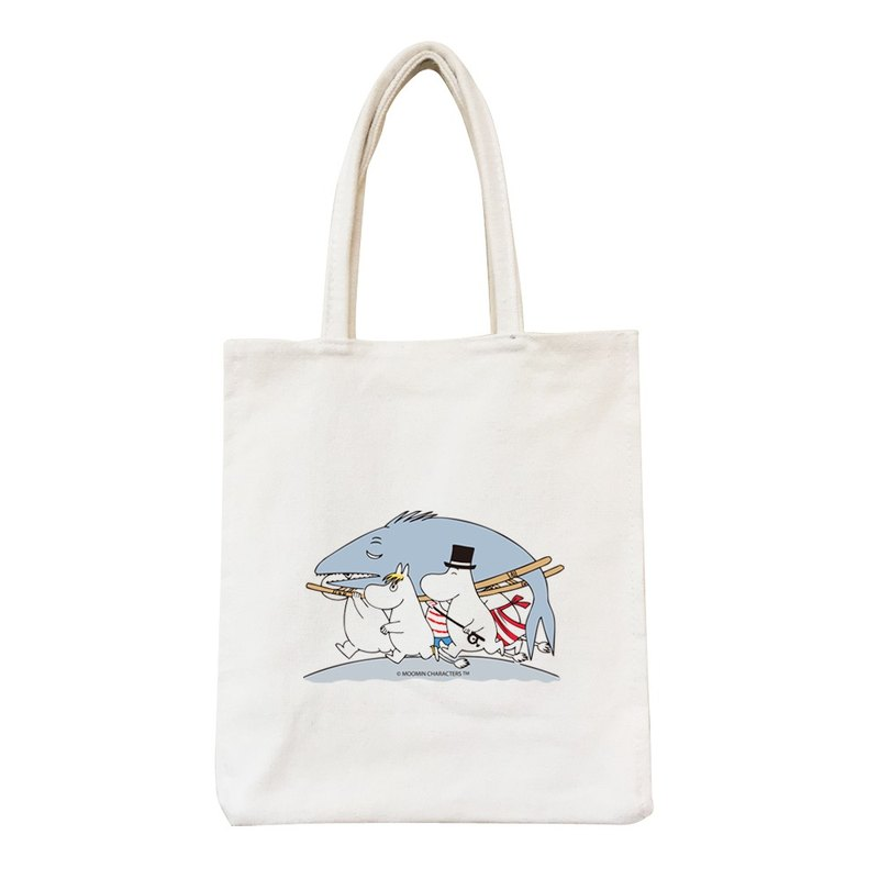 Moomin 噜噜 米 Authorization-Picnic Bag [The Moomins]