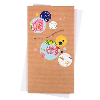 Birthday is the highlight of life [Hallmark-card birthday wish]