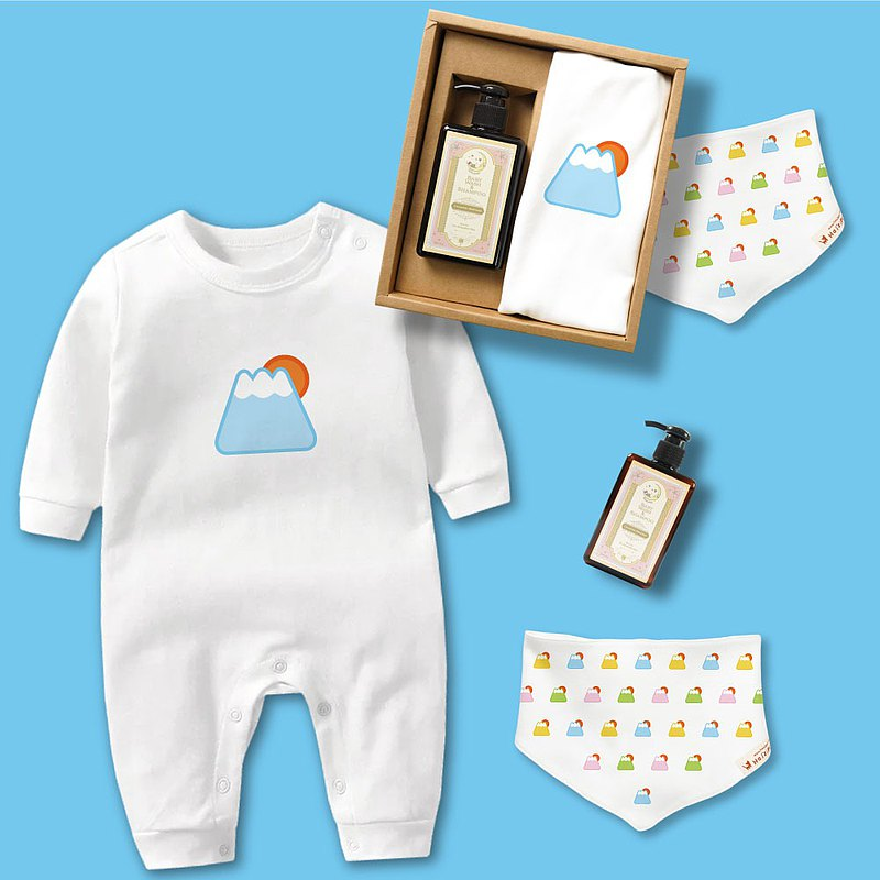 Cute Fujimaya Jumpsuit gift set 2 items