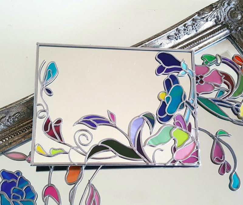Order GlassArt Desk miller Witch's Mirror  Nouveau2