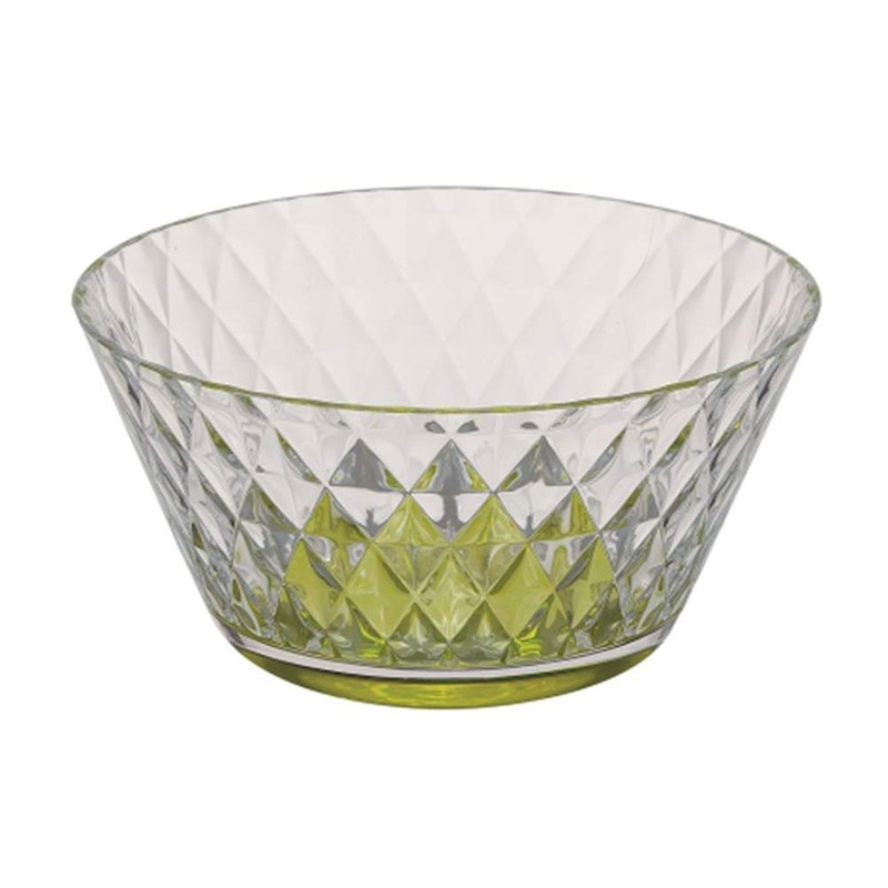 CB Japan UCA Series Outdoor PARTY Salad Bowl 550ml - Green