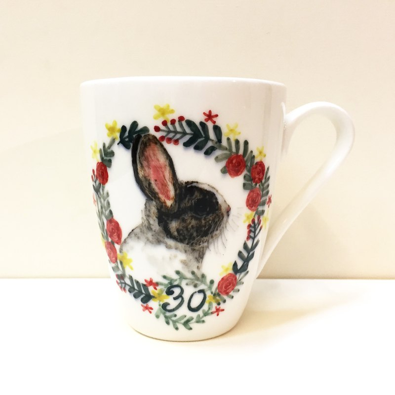 Mug-Custom Exclusive Pattern-Customized Pet Memorial