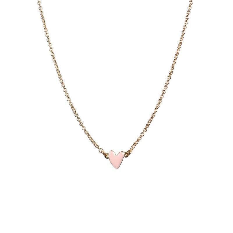 Titlee - Grant Necklace Pink