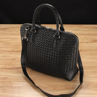 STORYLEATHER made Style 6194 woven bag