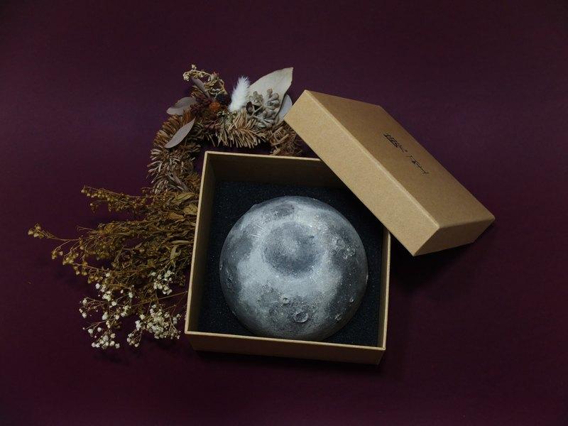 手製陶瓷月球碗 L