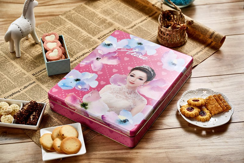 Arisa Cake #2 Fashion Gift Box