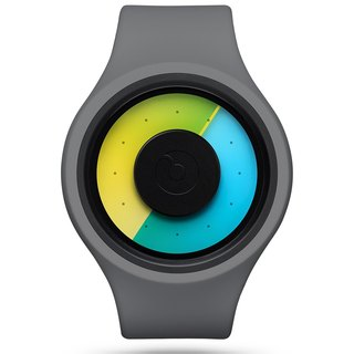 Cosmic Aurora + Series Watch AURORA PLUS + (Gray, Gray)