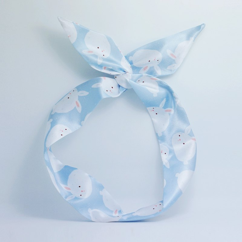 Ben Shou original handmade rabbit bunny ear band