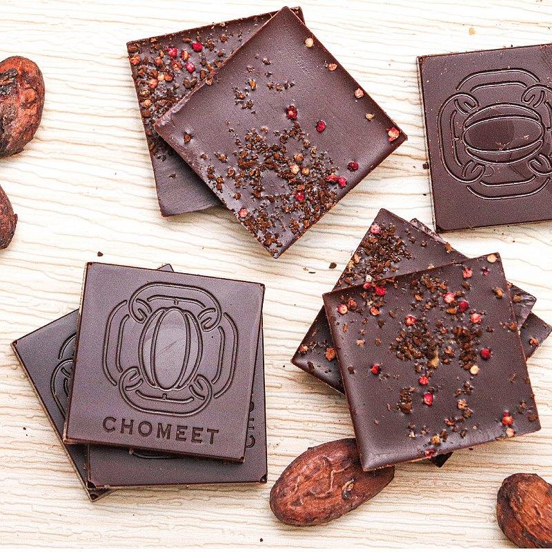 巧遇農情 75%咖啡紅藜巧克力