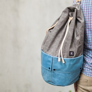 Trip Backpack- Gray