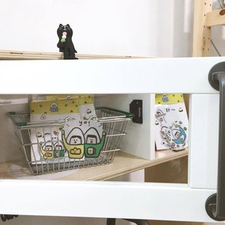 Onigiri people and invaded ~ / sticker
