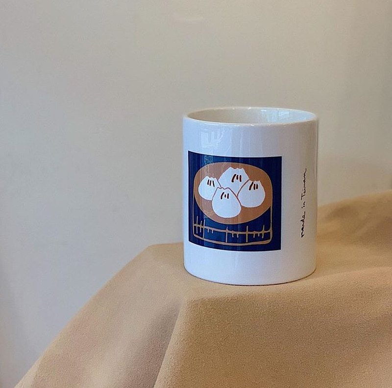 [Gift recommendation] Xiao Long Bao Mug | Nano UV Anti-UV Taiwan Pottery | Optional 2 550 yuan