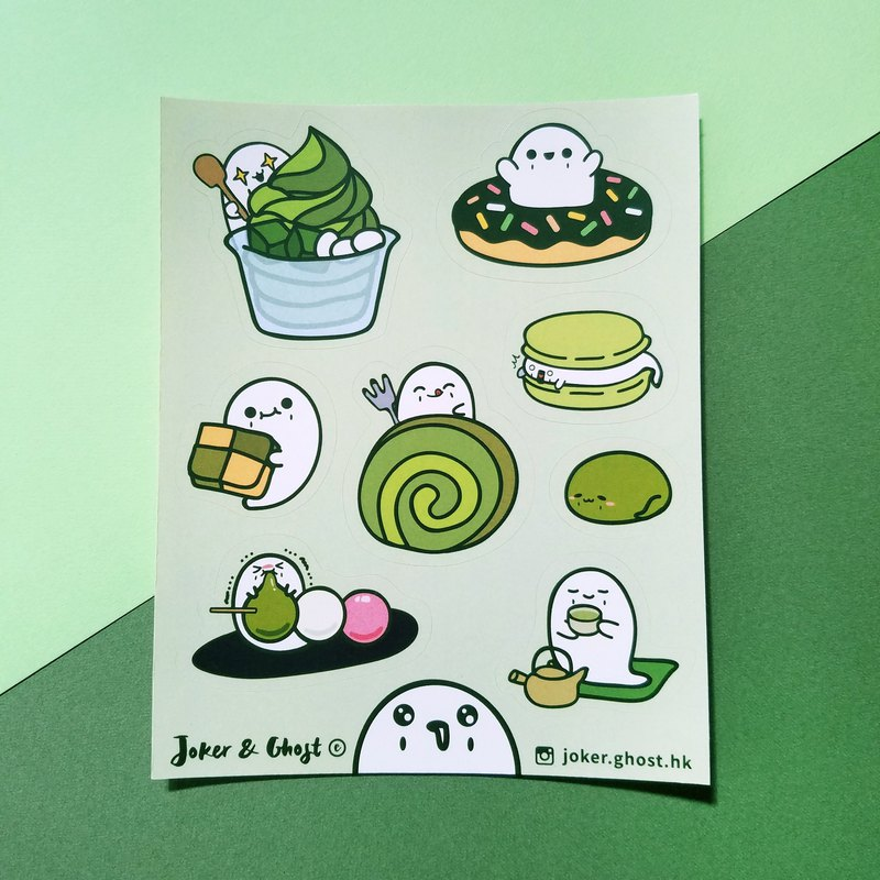 Stickers | Matcha Soul