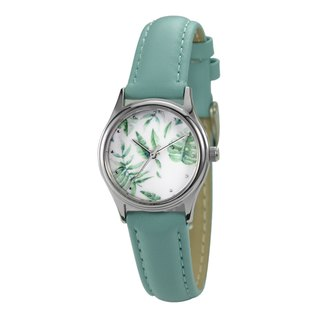 Ladies Tropical Leaf Watch Free Shipping Worldwide